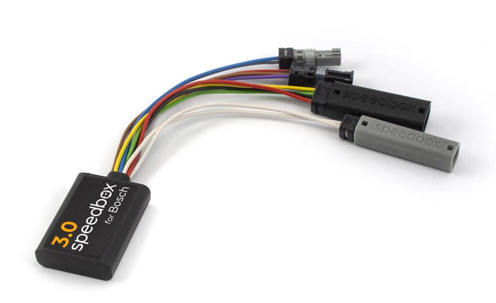 Speedbox pro zrychlení a odblokování elektrokol i s motorem Yamaha a Bosch