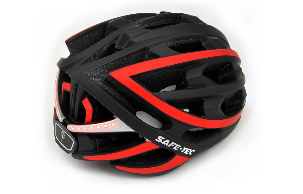 Soutěž o cyklistickou helmu Safe-Tec TYR
